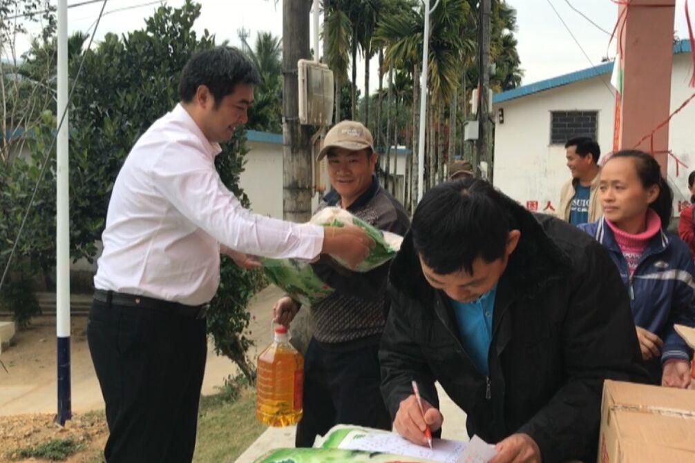 海南保亭:企业坚守6年 推动村企共享经济